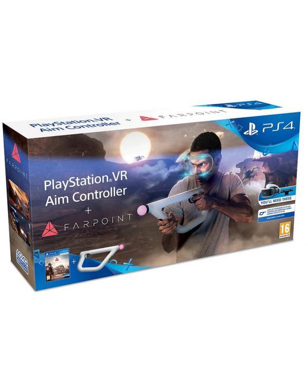 PS4 FARPOINT VR+ AIM CONTROLLER