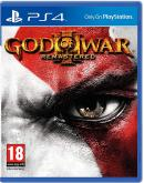 PS4 1TB + God Of War 3