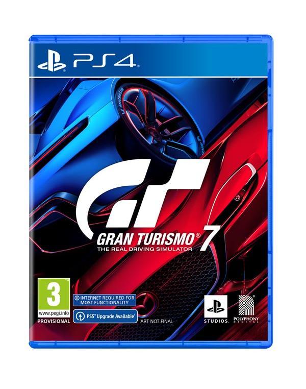 PS4 GRAN TURISMO 7
