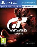 PS4 1TB + Gran Turismo Sport