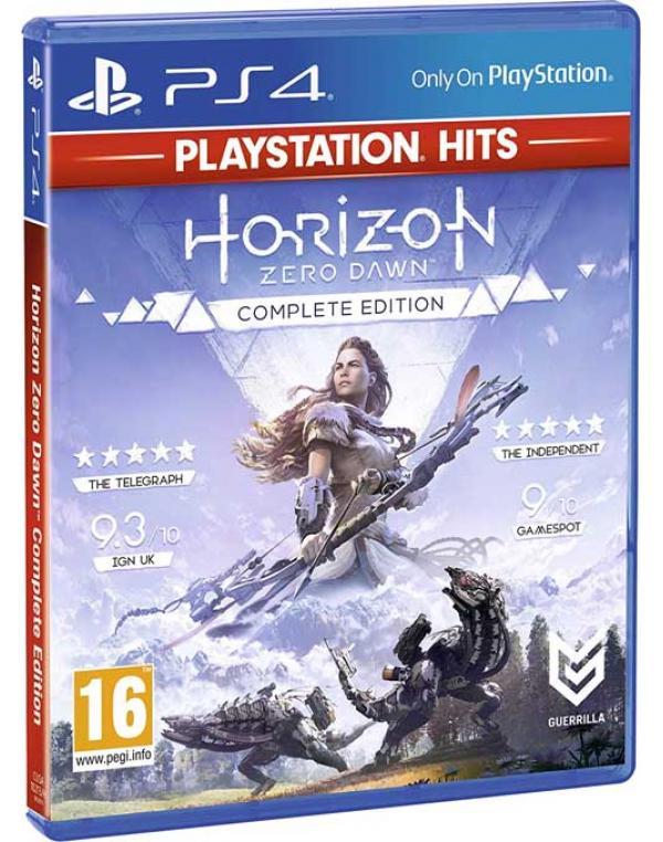 PS4 HORIZON : ZERO DAWN COMPLETE EDITION