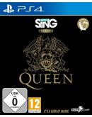 PS4 LET'S SING PRESENTS QUEEN + 2 mikrofona
