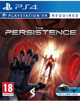 PS4 THE PERSISTANCE VR