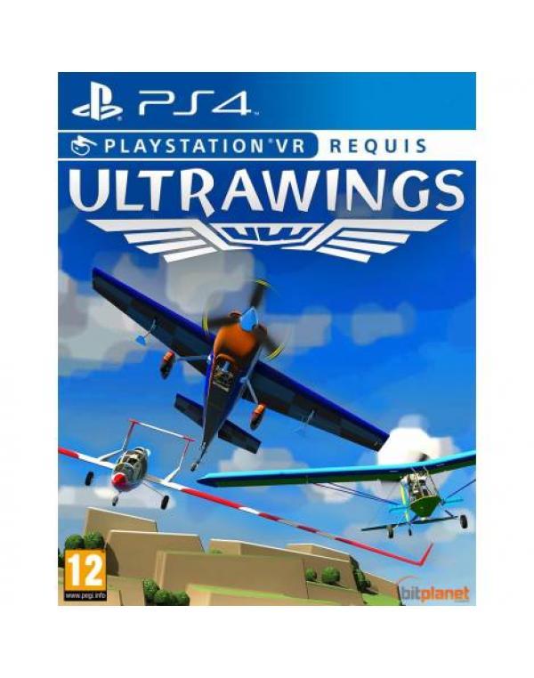PS4 ULTRAWINGS VR