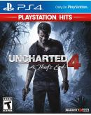 PS4 1TB + UNCHARTED 4: A THIEF'S END