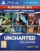 PS4 DualShock kontroler Blue + igra Uncharted Collection