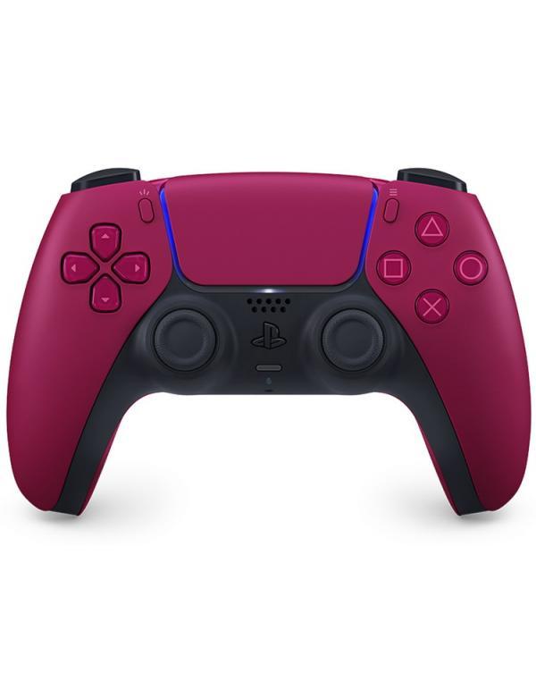 PS5 DualSense kontroler cosmic red