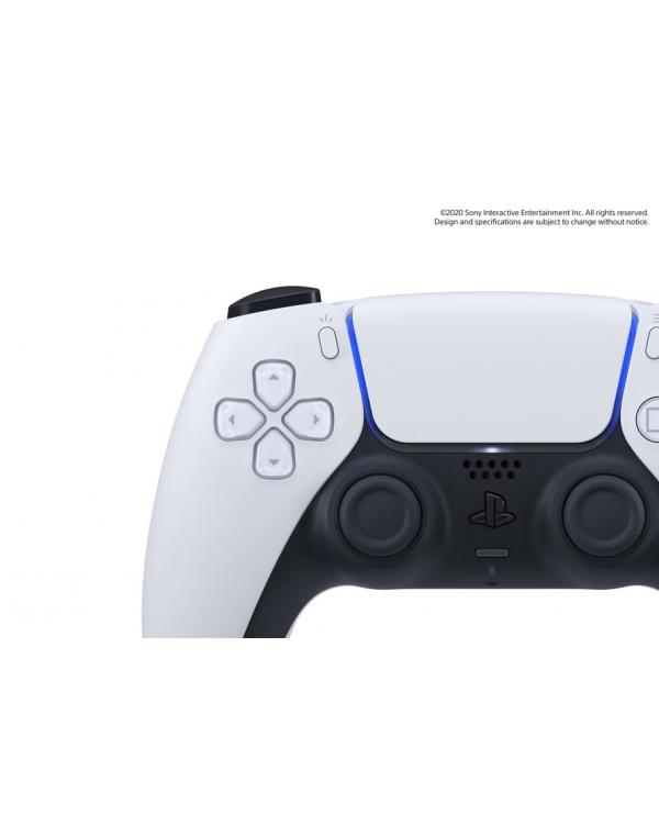 PS5 DualSense kontroler white