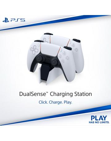 PS5 polnilna postaja za DualSense kontrolerja