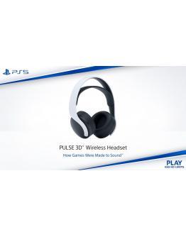 PS5 Brezžične slušalke PULSE 3D