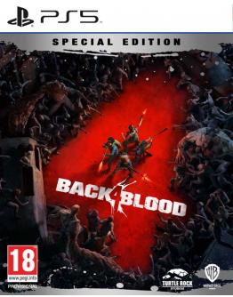 PS5 BACK 4 BLOOD - DAY1 EDITION