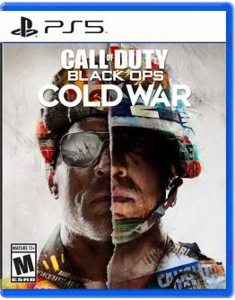PS5 CALL OF DUTY: BLACK OPS - COLD WAR