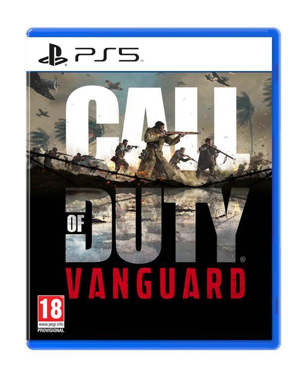 PS5 CALL OF DUTY: VANGUARD