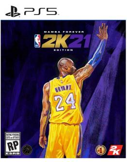 PS5 NBA 2K21 MAMBA FOREVER EDITION