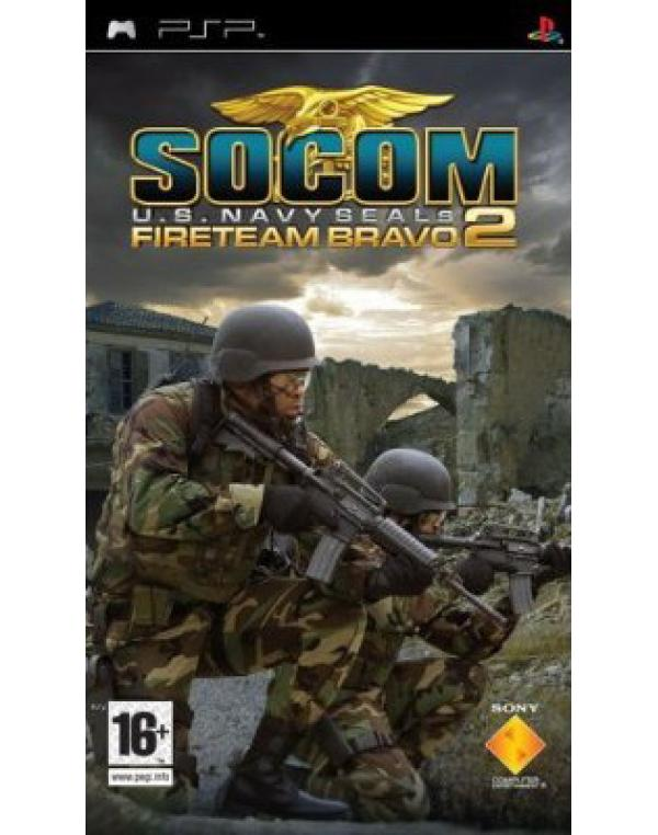 PSP SOCOM: U.S. NAVY SEALS FIRETEAM BRAVO 2