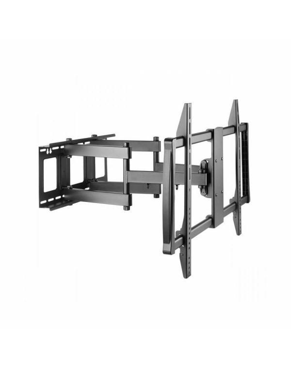 Stenski TV nosilec z dvojno roko do 80kg
