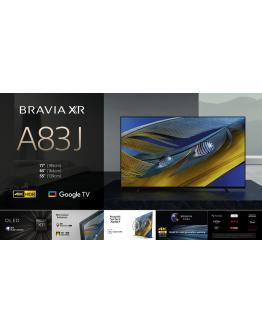 XR-77A83J Televizor 4K HDR OLED