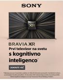 XR-65A90J Televizor 4K HDR OLED