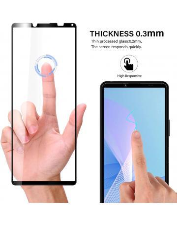 Xperia zaščitno steklo za telefon 1 III
